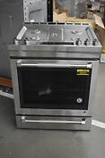 Jenn Air Jgs1450fp 30 Stainless Slide In Gas Range Nob 36803 Hrt