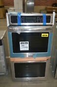 Frigidaire Fget2765pf 27 Stainless Electric Double Wall Oven Nob 37285 Hrt