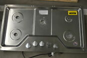 Maytag Mgc9536ds 36 Stainless 5 Burner Gas Cooktop Nob 37324 Mad