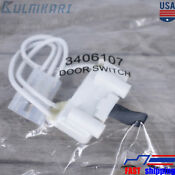 Genuine Whirlpool Dryer Door Switch Wp3406107 Kenmore Ap6008561 Ps11741701 Us