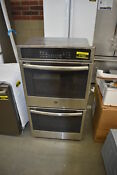 Ge Jk5500sfss 27 Stainless Double Wall Oven Nob 37960 Cln