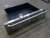 Frigidaire Electric Range Drawer Assembly 318107900 318142500 316079500