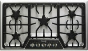 Thermador Sgsx365fs 36 Stainless 5 Burner Gas Cooktop Nob 39453 Hrt