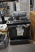 Ge Js645flds 30 Black Slate Slide In Electric Range Nob 39833 Mad