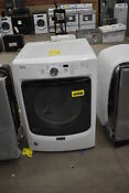 Maytag Med3500fw 27 White Front Load Electric Dryer 7 4 Cuft Nob 40135 Clw