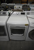 Lg Dle7200we 27 White Front Load Electric Dryer Nob 36215 Clw