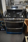 Ge Jgb860sejss 30 Stainless Double Oven Gas Range Nob 34884 Wlk