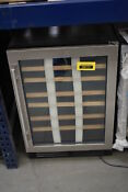 Whirlpool Wuw35x24ds 24 Stainless Built In Freestanding Wine Cooler 35777 Mad