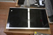 Kitchenaid Kecc667bss 36 Black Smoothtop Electric Cooktop Nob 35827 Wlk