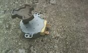 Ge Microwave Turntable Drive Motor And Coupler Assembly Wb26x10038 Wb06x10144