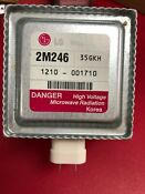 Lg Genuine Microwave Magnetron Part 00492603 Fast Shipping