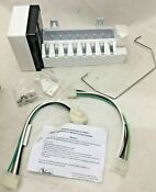 Supco Rim943 4317943 Refrigerator Icemaker Ice Maker For Kenmore Kitchenaid A2