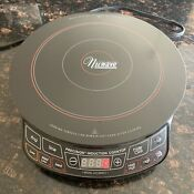 Nuwave Precision Induction Cooktop 1300 Watts 6 Different Temperature Settings