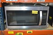 Whirlpool Wmh32519hz 30 Stainless Over The Range Microwave Nob 39160 Mad