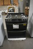 Ge Pgs960felds 30 Black Slate Slide In Gas Range Nob 44081 Hrt