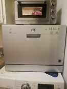 Spt Countertop Dishwasher Spt Sd 2201 Silver Barely Used