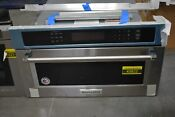 Kitchenaid Kmbp100ess 30 Stainless Built In Microwave Nob 43822 Hrt