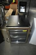 Whirlpool Wuw55x24hs 24 Stainless Under Counter Wine Cooler Nob 45460 Hrt