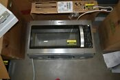 Whirlpool Wmh31017hz 30 Stainless Over The Range Microwave Nob 45441 Hrt