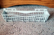 Kenmore Dishwasher Silverware Utility Basket Replacement Part 8539145 Gray New
