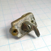 Vintage Philco J 1149 V Handle Refrigerator Parts Hinge Catch Assm Sw U 936