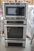 Thermador Medmcw31jp 30 Stainless Triple Combo Wall Oven Nob 32816 Mad