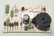 Genuine Fisher Paykel Front Load Dryer Control Board We4m272 New