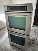 Kitchenaid Architect Ii Series 24 Built In Double Electric Convection Oven