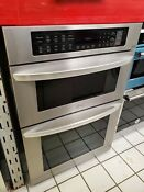 Lg Lwc3063st 30 Convection Microwave Wall Oven Combo With Self Cleaning