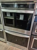 Whirlpool Wod77c0hs 30 Smart Double Electric Wall Oven In Stainless