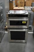 Kitchenaid Koce507ess 27 Stainless Microwave Combo Wall Oven Nob 48758 Hrt