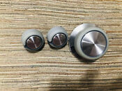 Knobs For Maytag Clothes Washer Model Medc300xw1 Genuine Parts Excellent Conditi