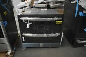Ge Pt9200slss 30 Stainless Single Double Electric Wall Oven Nob 49077 Hrt