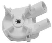 Washer Water Pump Two Port Replacement Part No Lp116 High Quality Oem Part New