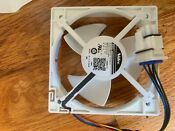 Ge Freezer Fan And Felt Assembly Part Number Wr60x10352