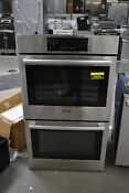 Bosch Hbl8651uc 30 Stainless Double Electric Wall Oven Nob 50605 Hrt