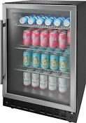 Insignia 165 Can Built In Beverage Cooler