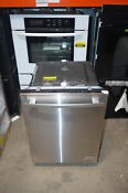 Jenn Air Jdb9200cws 24 Stainless Fully Integrated Dishwasher Nob 23637 Clw