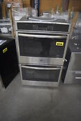Ge Jt5500sfss 30 Stainless Double Electric Wall Oven Nob 32104 Hrt