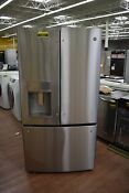 Ge Profile Pye22kynfs 36 Counter Depth French Door Stainless Refrigerator 51627