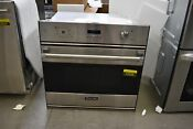 Viking Rvsoe330ss 30 Stainless Single Electric Wall Oven Nob 52658 Hrt