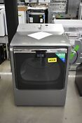 Maytag Medb835dc 29 Metallic Slate Front Load Electric Dryer Nob 52759 Hrt