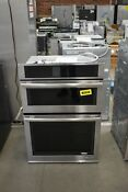 Jenn Air Jmw3430ds 30 Stainless Double Combination Wall Oven Nob 52754 Hrt