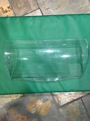 Ge Whirlpool Refridgerator Butter Tray Cover For Door Used Good Condition