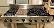 Watch Testing On Youtube 48 Viking Rangetop Cooktop Griddle Ss Natural Gas