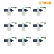 8318084 Washer Machine Lid Switch Kit For Whirlpool Roper By Beaquicy 8 Pack
