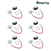 279816 Dryer Thermostat Kit Fit For Whirlpool Dryer Parts By Beaquicy 6pcs