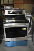 Lg Lre3194st 30 Stainless Freestanding Electric Range 44594 Hrt