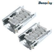 279838 Dryer Heating Element Assembly For Whirlpool Kenmore Dryers 2 Pack