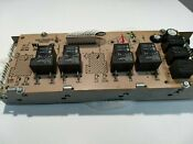 Refurbished Ge Built In Double Oven Control Board Wb27k5210 Or Wb27k5120